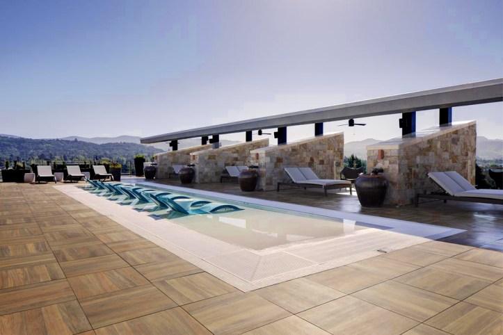Archer Hotel Napa Terrace