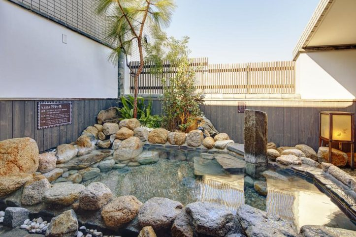 Dormy Inn Kurashiki Bath