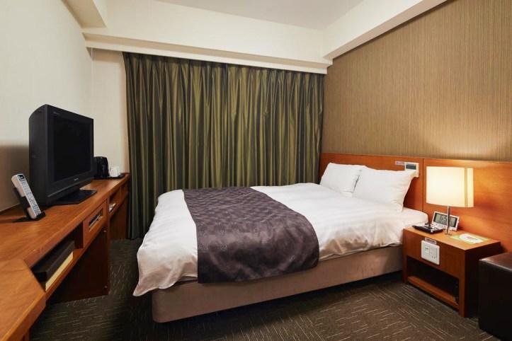 Dormy Inn Kurashiki Room