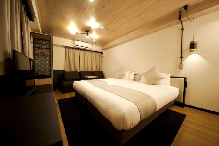 Hotel Cordia Osaka Room