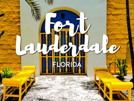 One day in Fort Lauderdale Itinerary