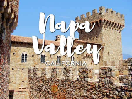 One day in Napa Valley Itinerary