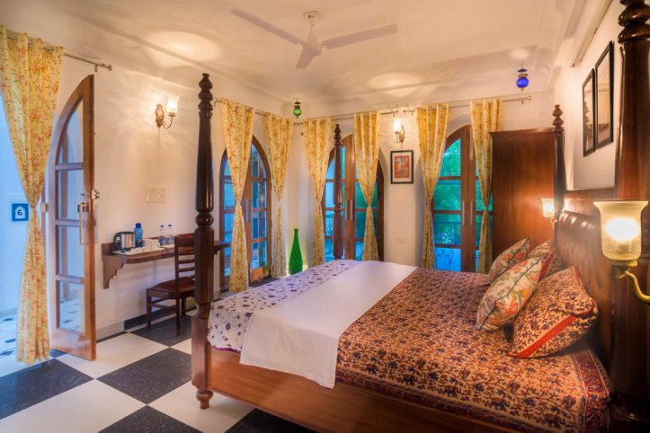 The Coral Court Homestay Room