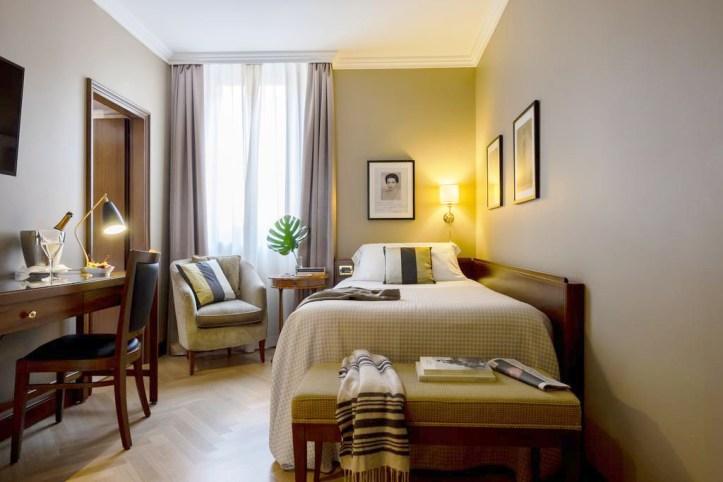 Hotel Accademia Room