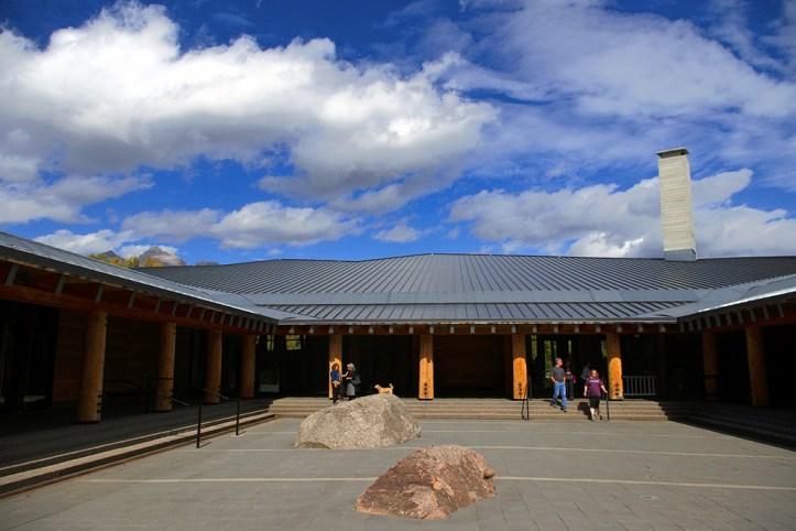 Craig Thomas Discovery & Visitor Center, Grand Teton