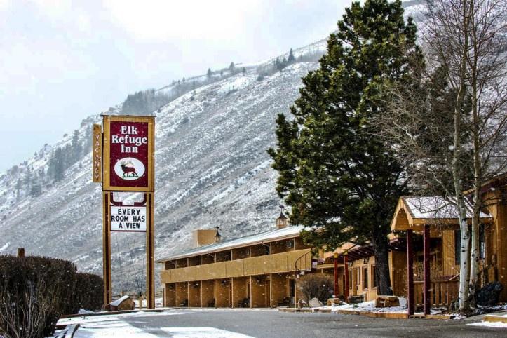 Elk Refuge Inn