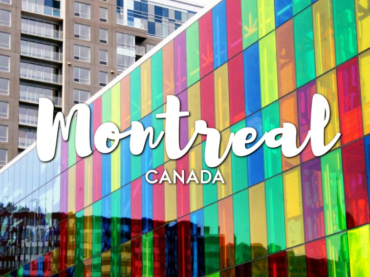 One Day in Montreal Itinerary,-Canada