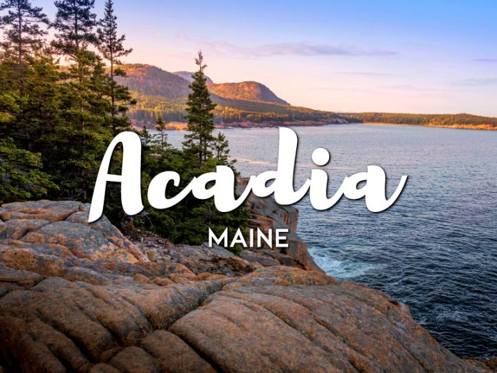 One day in Acadia National Park Itinerary