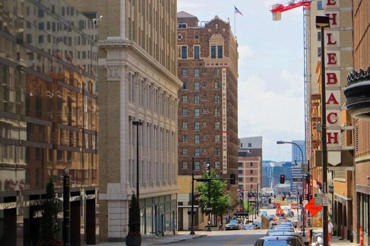 Downtown, Kansas City