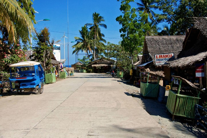 Dowtntown Sabang, Puerto Princesa