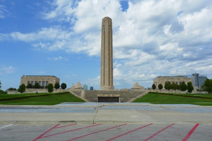 National WWI Museum Memorial