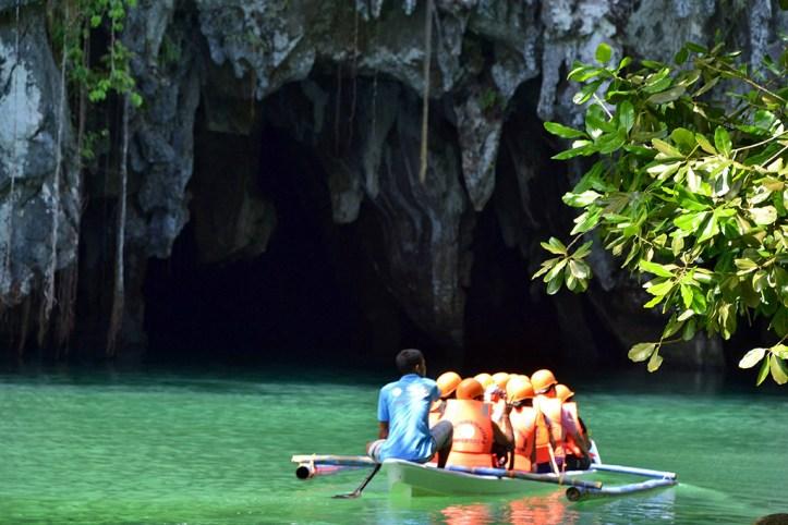 Underground river, Puerto Princesa