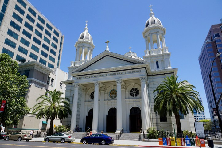 Cathedral Basilica of st. Joseph, , San Jose