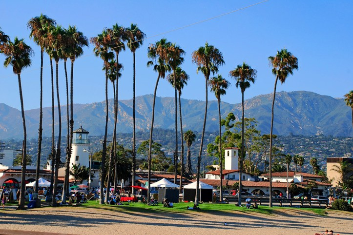 Santa Barbara Beach, Santa Barbara