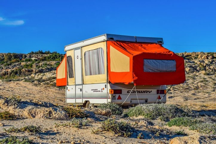 Traveling with an RV