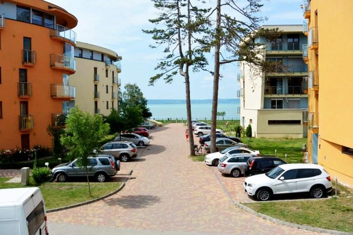 VIP Apartman, Lake Balaton