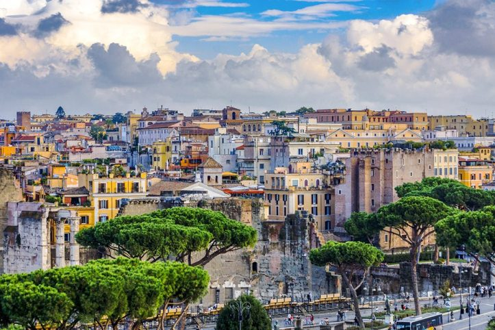 Roman houses, Rome