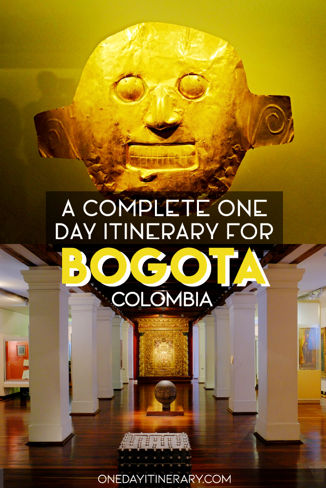 One day in Bogota