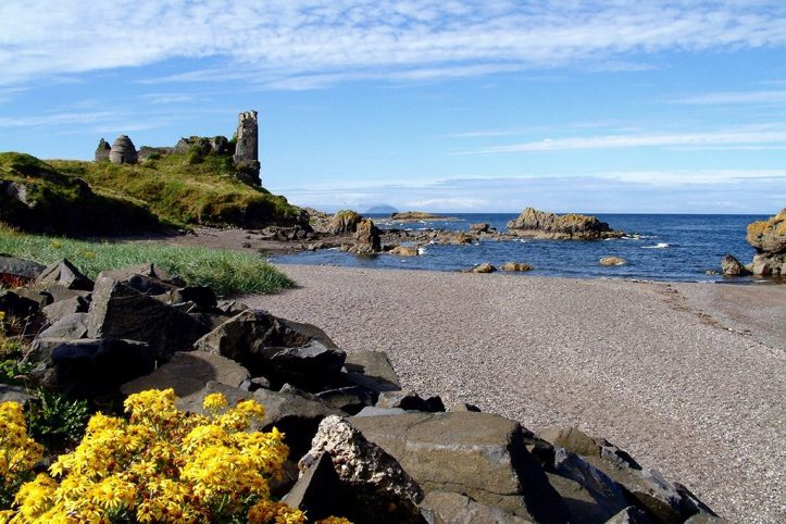 Ayrshire Coast, Scotland
