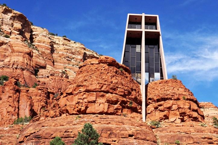 Chapel of Holy Cross, Sedona, Arizona