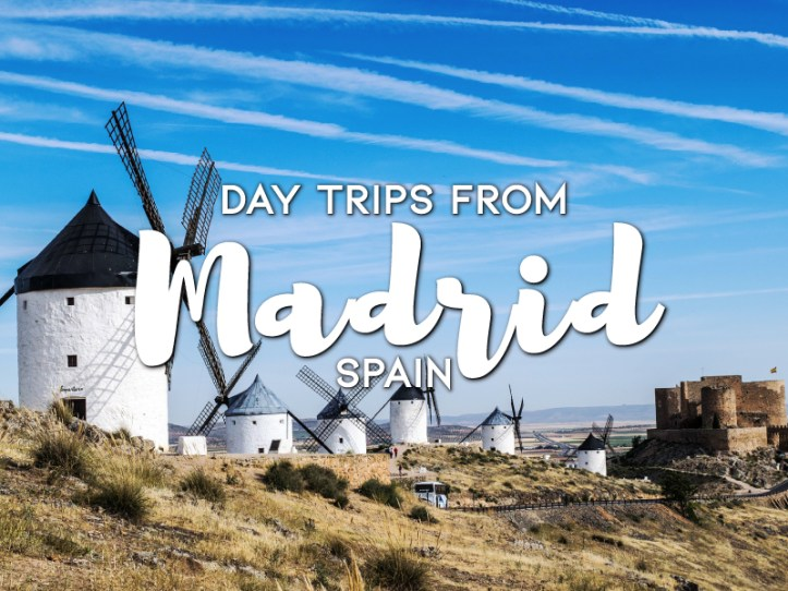 Day trips from Madrid,-Spain