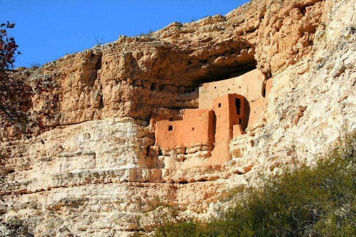 Montezuma Castle, Sedona, Arizona