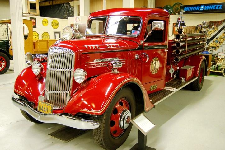 R.E. Olds Transportation Museum, Lensing, Michigan