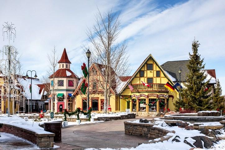 Riverside Shops, Frankenmuth, Michigan