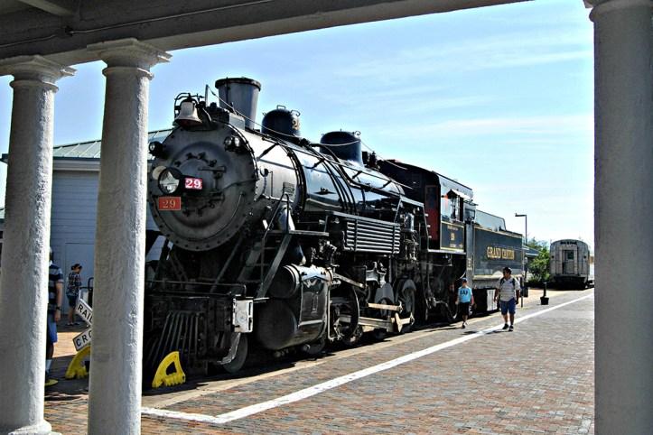 Williams Grand Canyon Train