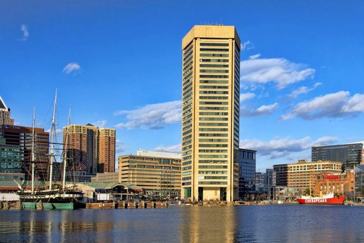 World Trade Center, Baltimore