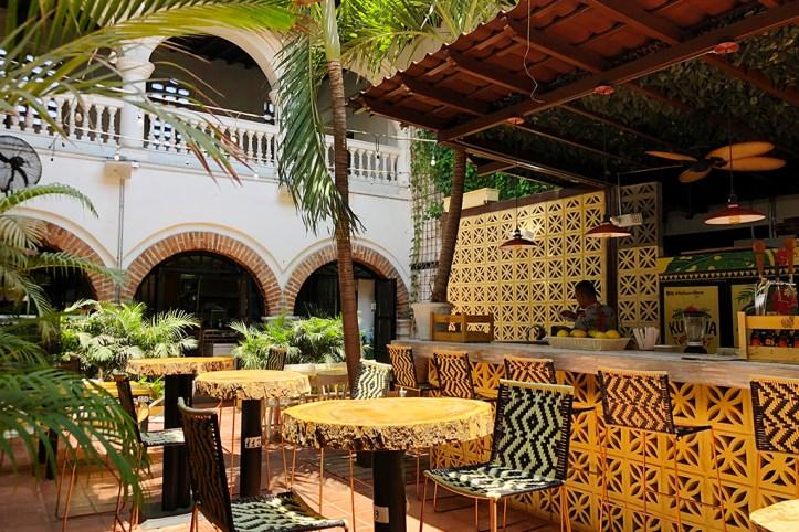 Aluna Cafe Sagrado, Santa Marta