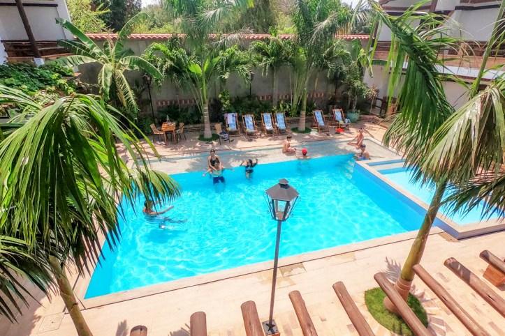 Camali Hotel, Santa Marta