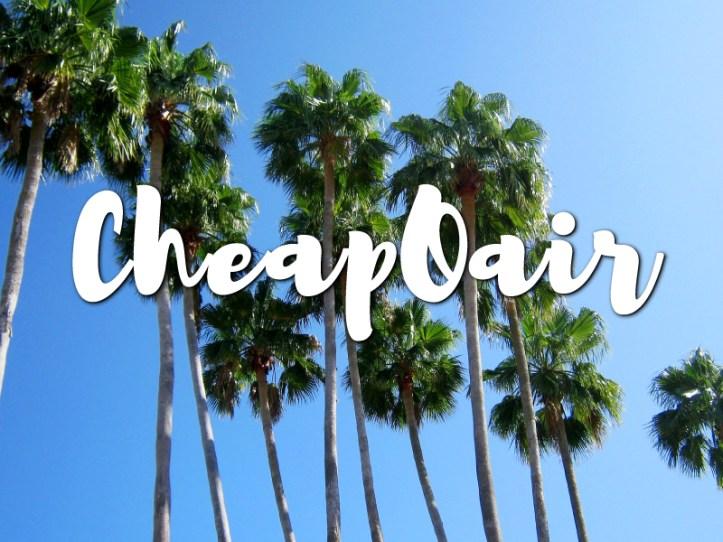 CheapOair trip