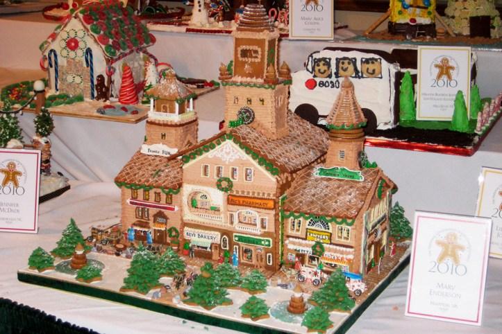 Gingerbread House, Asheville