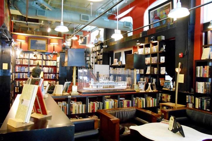Grove Arcade bookstore, Asheville