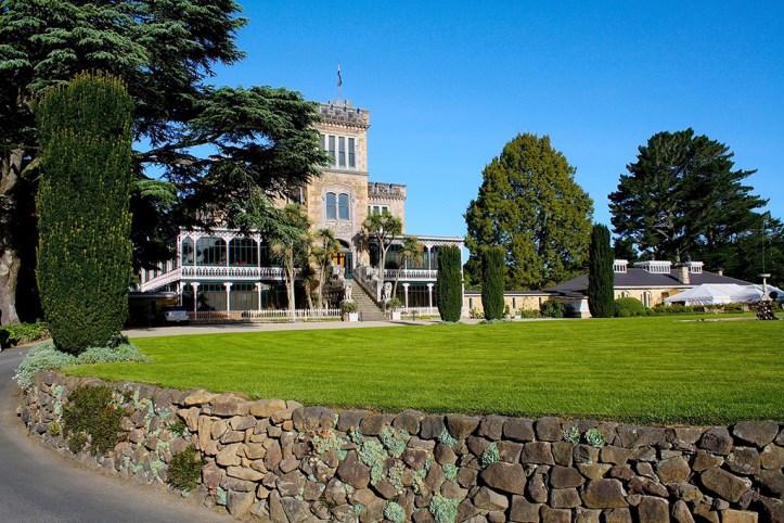 Larnach Castle, Dunedin