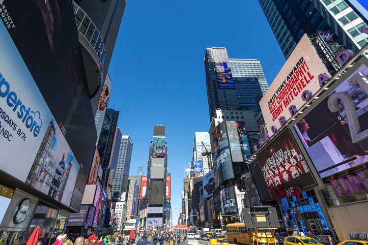New Your City, Time Square
