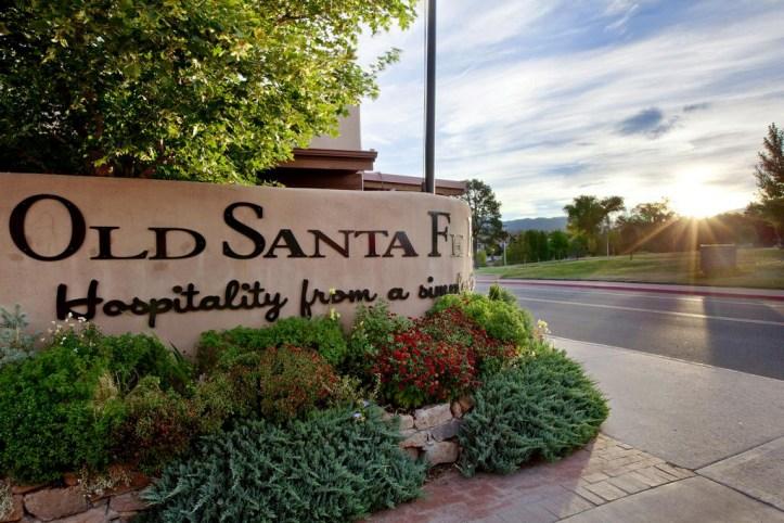 Old Santa Fe Inn, Santa Fe