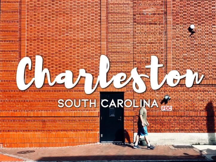Brick wall, Charleston