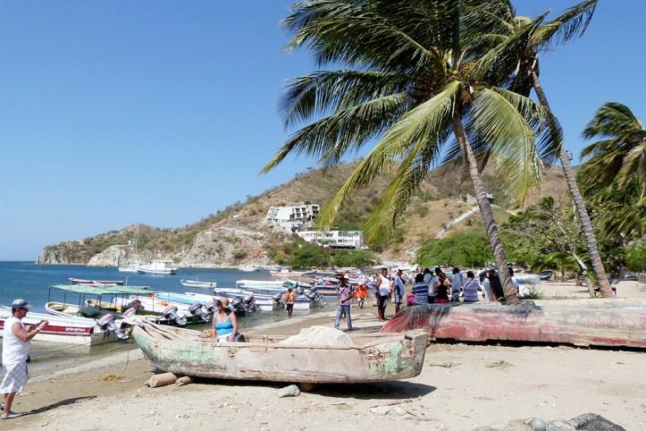 Playa Grande, Santa Marta