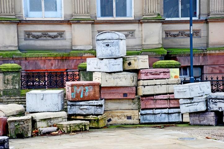 Street Sculpture, LIverpool