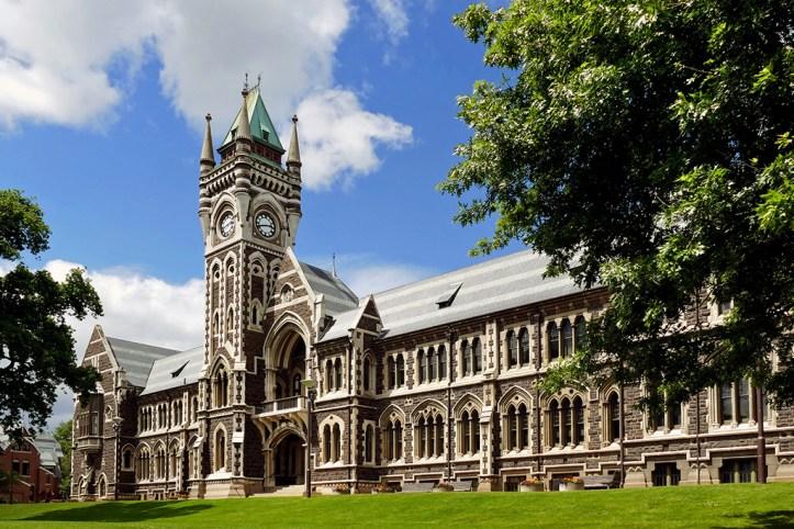 University of Otago, Dunedin