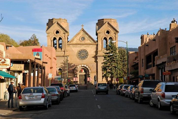 Cathedral Basilica, Santa Fe