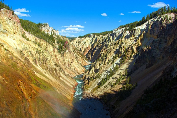 Grand Canyon of Yellowstone, Yellowstone National Park