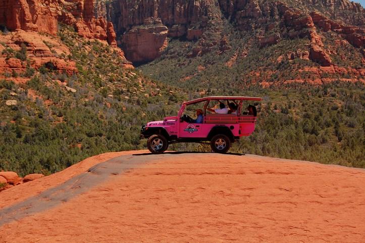 Jeep Tour, Sedona