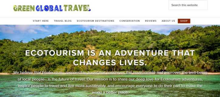 Green Global Travel