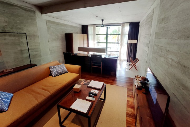 Bisma Eight forest suite