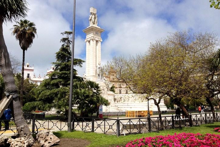 Monumento a la Constitucion, Cadiz