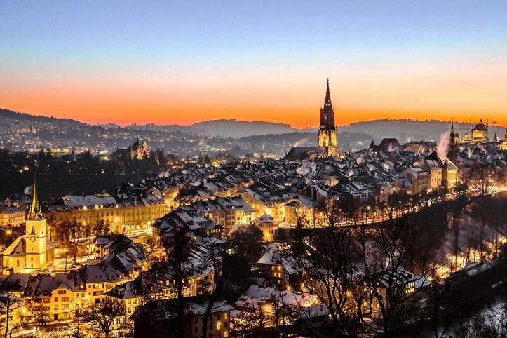 Old Town, Bern