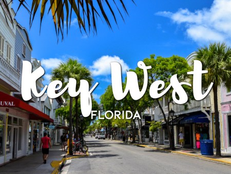 One Day In Key West Itinerary, Florida